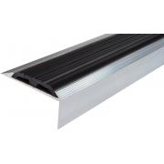 Алюминиевые углы и полосы с противоскользящими элементами
