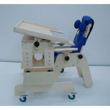 Стол для детей с ограниченными возможностями здоровья на колесах
