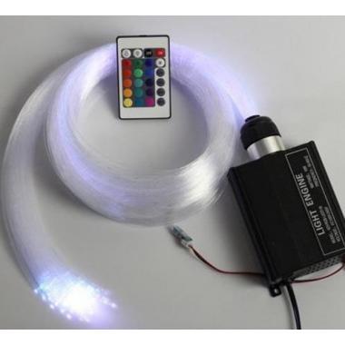 Источник света к фиброоптическому волокну с пультом управления