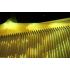 Фиброоптический занавес с деревянным гребнем  (100волокон)