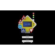 Мультимедийный интерактивный комплекс ПДД «Главная Дорога-Н»