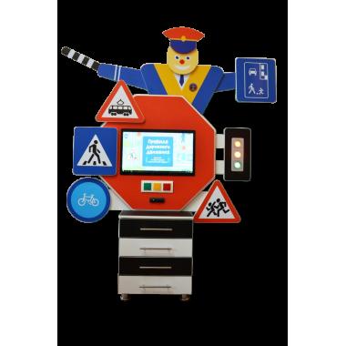 Мультимедийный интерактивный комплекс ПДД «СТОП»