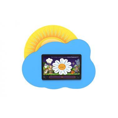 Сенсорные настенные игровые комплексы: «Тучка», «Солнце», «Подсолнух», «Цветок», «Божья Коровка»
