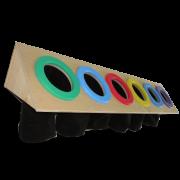 Тактильные ячейки (модуль из 6 ячеек)