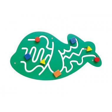 """Развивающая панель """"Рыба"""""""