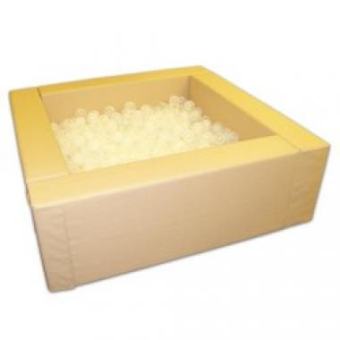 Мягкий сухой бассейн без подсветки (Рекомендуемое количество шариков - 1500 шт.)
