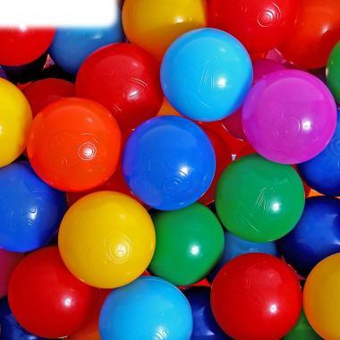 Цветной шарик для сухого бассейна